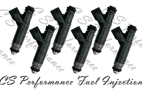 OEM Fuel Injectors (6) Set XR3E-A4B for 1999-2001 Ford Mustang 3.8L V6 99 00 01