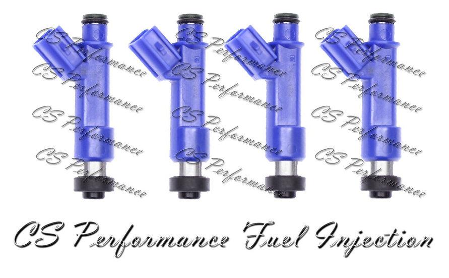 OEM Denso Fuel Injectors Set (4) 23250-21040 for 2003-2008 Toyota 1.8L L4