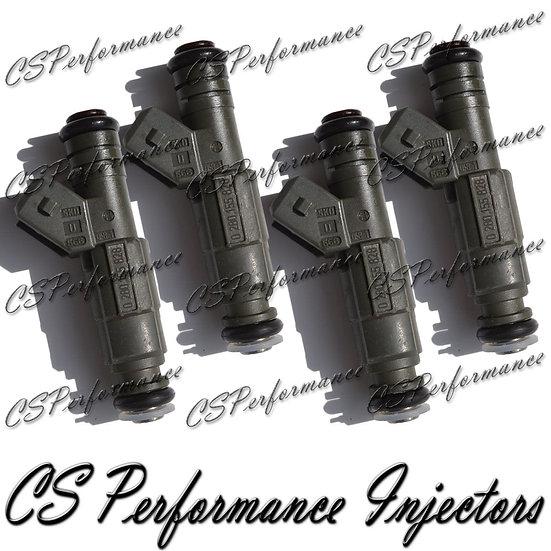 OEM Bosch Fuel Injectors Set (4) 0280155828 for 2000 Volkswagen Santana 1.6 1.8