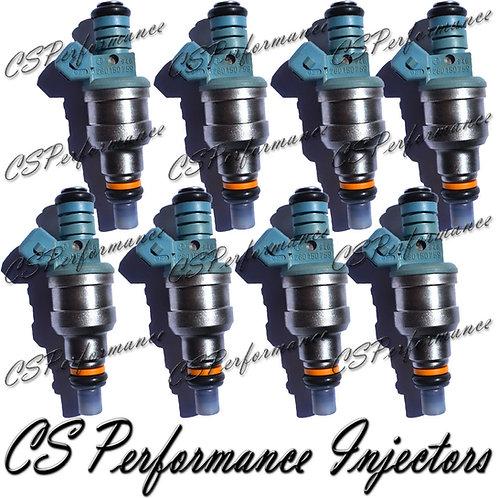 OEM Bosch Fuel Injectors Set (8) 0280150759 for 1988-1991 Ford 7.5L V8 460