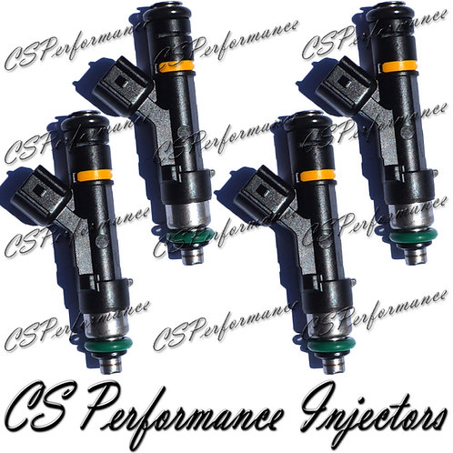OEM Bosch Fuel Injectors Set (4) 0280158103 for 04-15 Mazda 2.0 2.3 I4