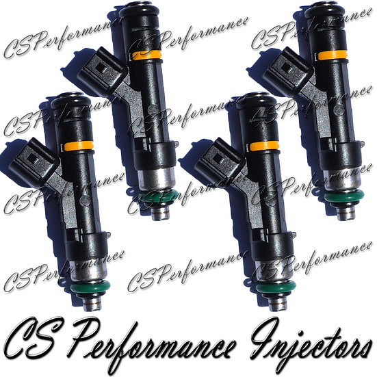 OEM Bosch Fuel Injectors Set (4) 0280158103 for 04-15 Mazda 2.0 2.3 I4