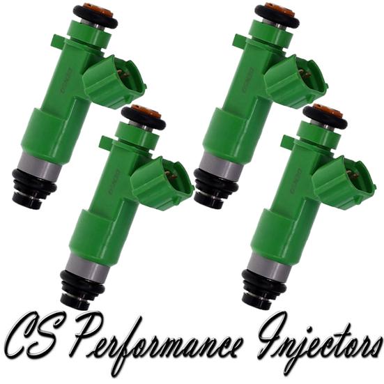 OEM Denso Fuel Injectors (4) 195500-0940 Set For 2007-2015 Nissan 2.5L I4 JK20A
