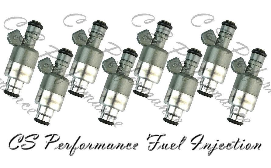 Rochester Fuel Injectors Set (8) 17091728 for 96-99 Cadillac Oldsmobile 4.6 V8