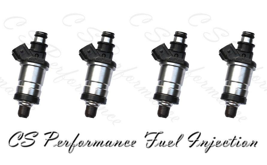 OEM Fuel Injectors (4) Set for 1996-2001 Honda Acura 1.6L 1.8L 2.0L 2.3L I4