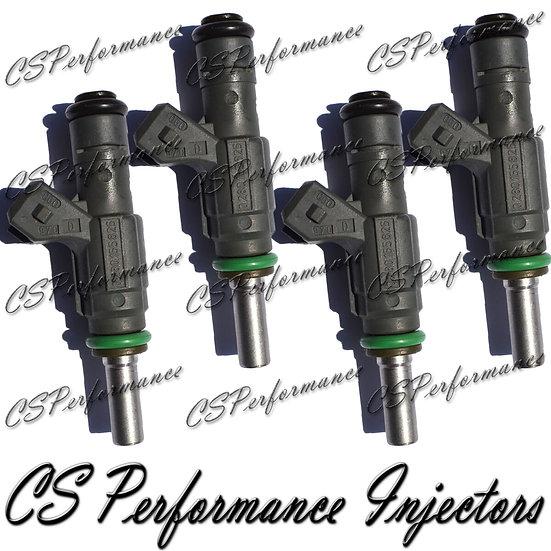 OEM Bosch Fuel Injectors Set (4) 0280155825 for 2000 Audi Volkswagen 1.8L Turbo