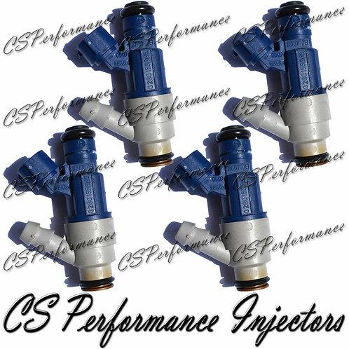 OEM Bosch Fuel Injectors Set (4) 0280156240 for 01-05 Volkswagen 2.0L I4 BBW