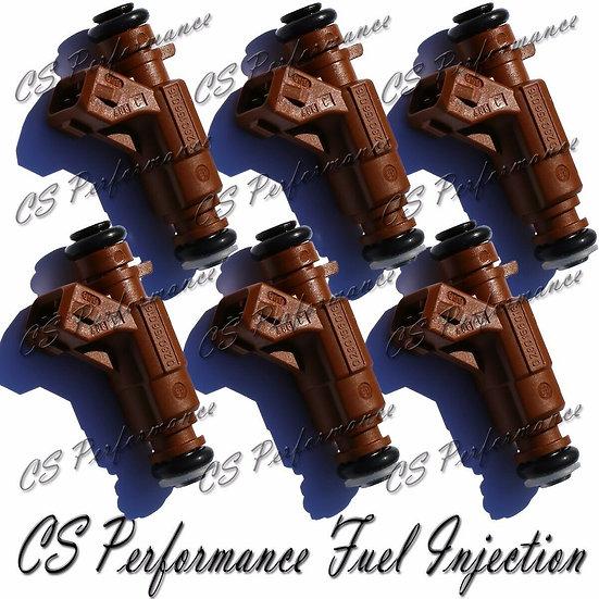 OEM Bosch Fuel Injectors Set (6) 0280156016 for 03-05 Mercedes-Benz 2.6L 3.2L V6