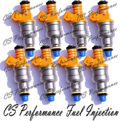 OEM Bosch Fuel Injectors Set (8) 0280150943 for 91-04 Ford 5.0 5.8 5.4 4.6 V8