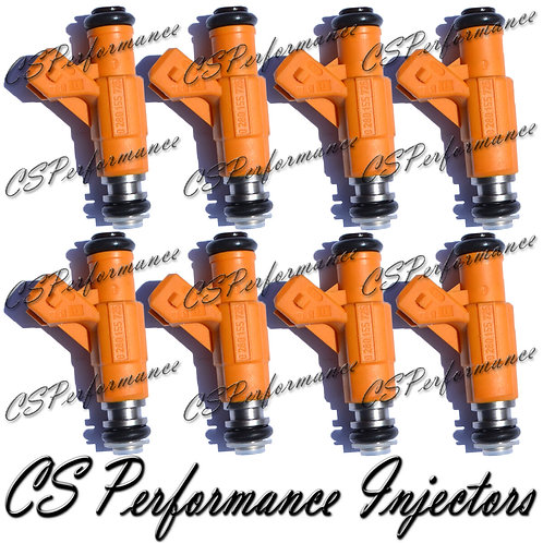 OEM Bosch Fuel Injectors Set (8) 0280155725 for 96-98 Ford Taurus 3.4L V8 Vin N