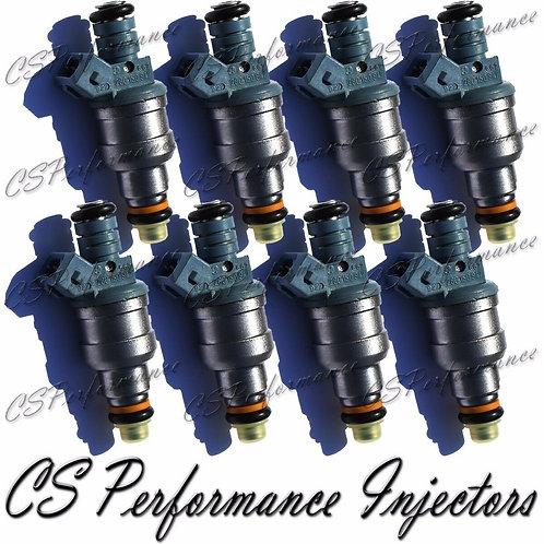 OEM Bosch Fuel Injectors Set (8) 0280150947 1991-1997 Ford 7.5L 5.0L V8