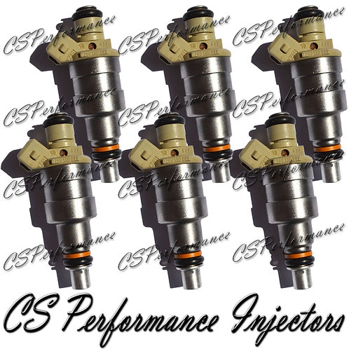 OEM Bosch Fuel Injectors Set (6) 0280150217 for Buick Oldsmobile Pontiac 3.8L V6
