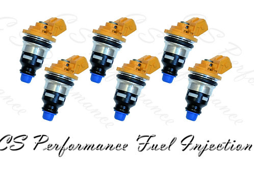 OEM Fuel Injectors Set for Ford (6) F43E-A2C 1995-1997 Ford 2.5L V6