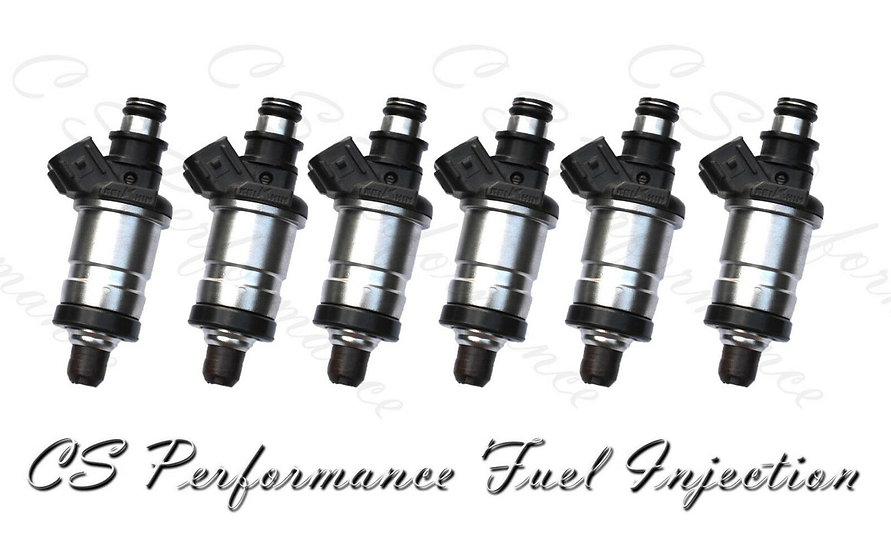 OEM Fuel Injectors (6) Set for 1996-1998 Honda Acura RL TL 3.2L 3.5L V6 96 97 98