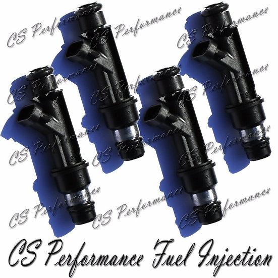OEM Delphi Fuel Injectors Set (4) 25321369 for 99-02 Chevy Pontiac Alero 2.4 I4