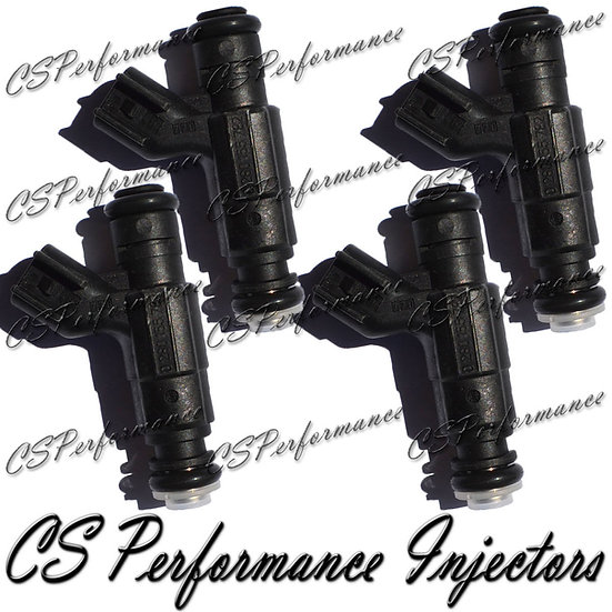 OEM Bosch Fuel Injectors Set (4) 0280155782 for Chrysler Dodge Plymouth 2.0