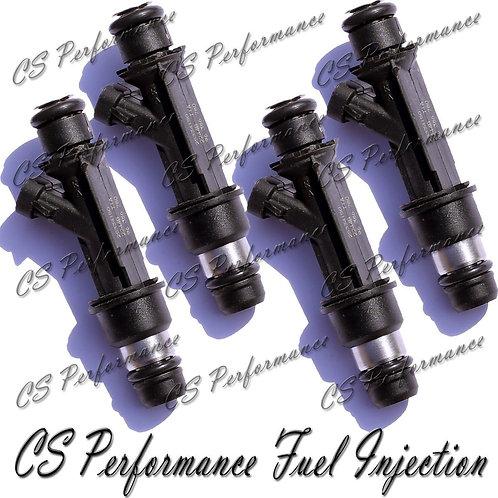 OEM Delphi Fuel Injectors Set (4) 25334150 for 04-05 Chevy Pontiac Suzuki 1.6 I4