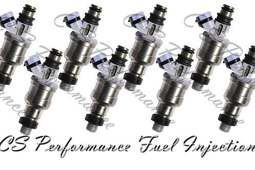 OEM Denso Fuel Injectors Set (8) 23250-50010 for 1990-1992 Lexus LS400 4.0L V8