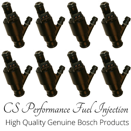 OEM Bosch Fuel Injectors Set (8) 0280150508 for Audi 3.7L V8 1997-1999