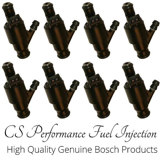 OEM Bosch Fuel Injectors Set (8) 0280150508 for Audi 3.7L V8 1997-1999