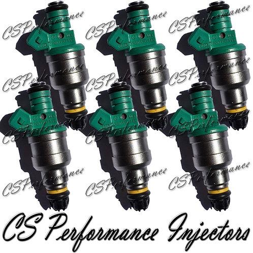 OEM Bosch Fuel Injectors 0280150415 for 1991-1999 BMW 2.5L 3.0L I6