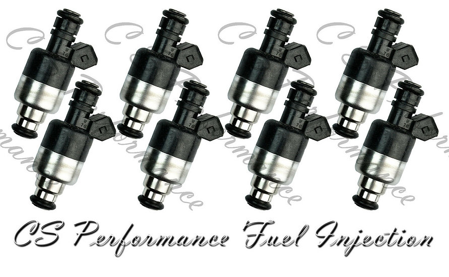 Rochester Fuel Injectors (8) Set 17120683 for 1994-1996 Chevy Caprice 4.3L V8