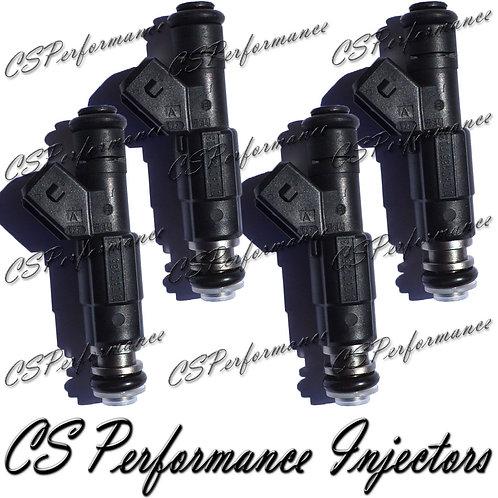 OEM Bosch Fuel Injectors Set (4) 0280155703 Rebuilt by Master ASE Mechanic USA