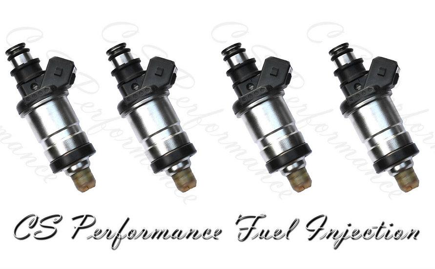 OEM OBD0 Fuel Injectors Set for 1985-1991 Acura Honda 1.6L 1.8L 2.0L 2.1L I4