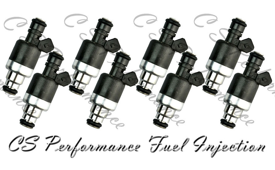 OEM Rochester Fuel Injectors Set (8) 17106772 1993-1995 Cadillac Chevy 3.8 4.9