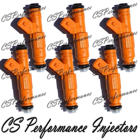 OEM Bosch Fuel Injectors Set (6) 0280155746 for 96-98 Volvo 960 S90 V90 2.9L I6