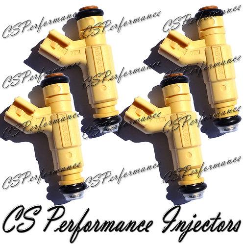 OEM Bosch Fuel Injectors Set (6) 0280155974 for 2000-2001 Ford Focus 2.0L I4 SE