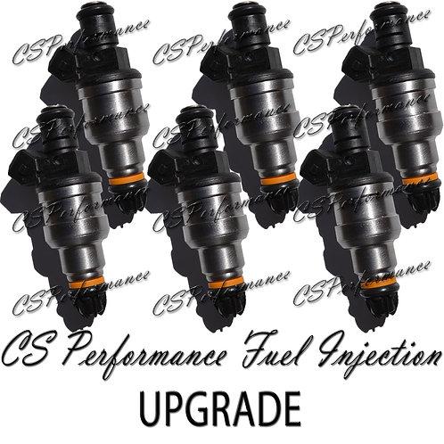 #1 OEM Bosch I UPGRADE Fuel Injectors (6) set for Buick Oldsmobile Pontiac 3.0L