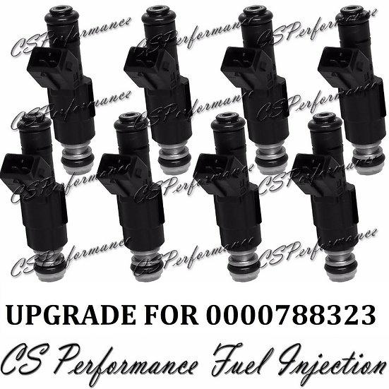 #1 OEM Bosch III UPGRADE Fuel Injectors (8) set for 1996-1999 Mercedes 5.0L 4.2L