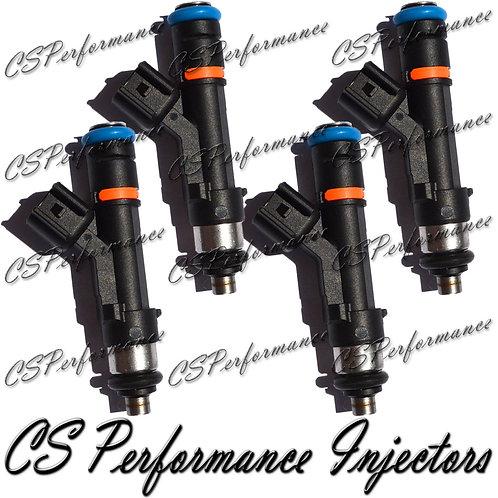 OEM Bosch Fuel Injectors Set (4) 0280158179 for 08-19 Ford Lincoln 2.0L I4
