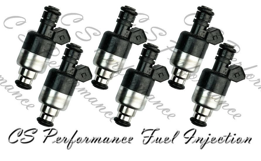 OEM Rochester Fuel Injectors Set (6) 17106772 for 1993-1995 Oldsmobile 3.8 4.9