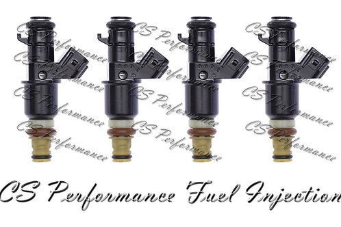 OEM Fuel Injectors (4) Set for 2003-2015 Honda 2.4L Acura 2.0L I4 (T CODE 4)