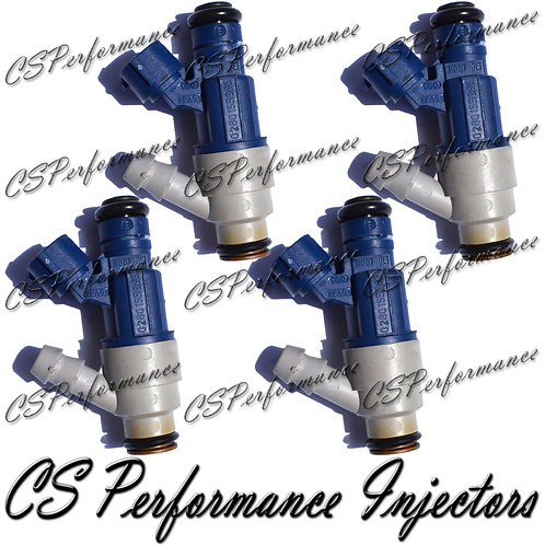 OEM Bosch Fuel Injectors Set (4) 0280155995 for 01-05 Volkswagen VW 2.0L I4 SOHC