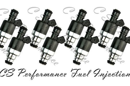OEM Rochester Fuel Injectors Set (8) 17091520 1993-1994 Cadillac 4.6L V8