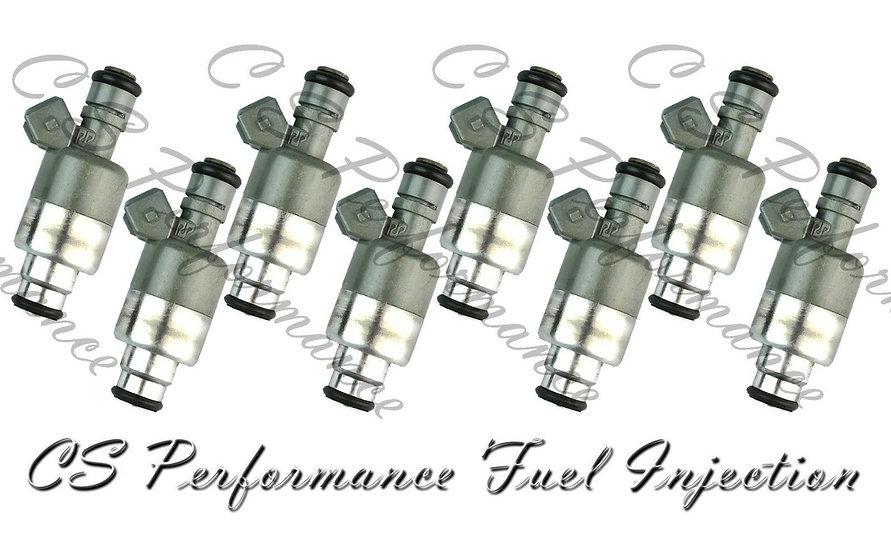 OEM Rochester Fuel Injectors Set (8) 17102119 for 1991-1993 4.9L V8