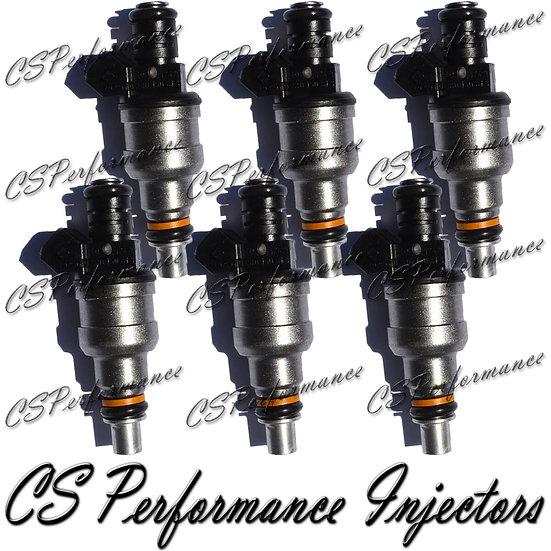 OEM Bosch Fuel Injectors Set (6) 0280150812 for 87-91 Chrysler Dodge Ply 3.0L V6
