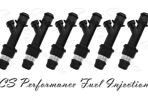 OEM Delphi Fuel Injectors Set (6) 25323972 for 00-05 Buick Chevy Pontiac 3.8 V6