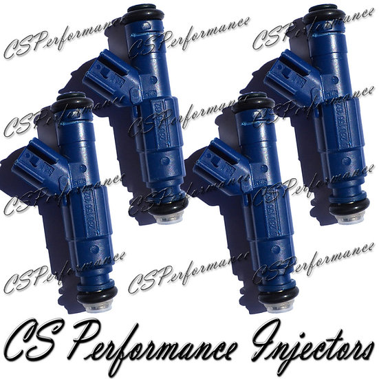 OEM Bosch Fuel Injectors Set (4) 0280156162 for 05-08 Ford Mazda Mercury 2.0 2.3
