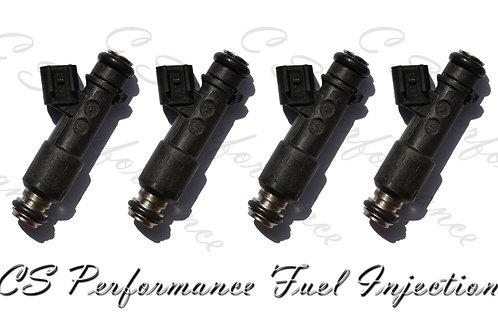 OEM Delphi Fuel Injectors Set (4) 12582219 for 05-10 Chevy Pontiac 2.2 2.4 I4