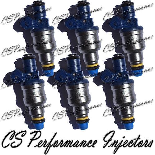 OEM Bosch Fuel Injectors Set (6) 0280150927 for 92-96 Chrysler Dodge 3.8 3.9 V6
