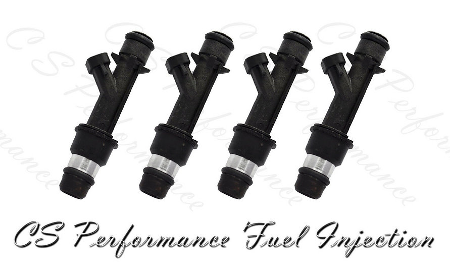 OEM Delphi Fuel Injectors Set (4) 25321267 for 2000-2002 Chevy Pontiac 2.2 I4