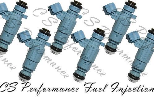OEM Fuel Injectors for Hyundai Kia (6) 35310-38010 3.5L V6 2002-2006 Set of 6