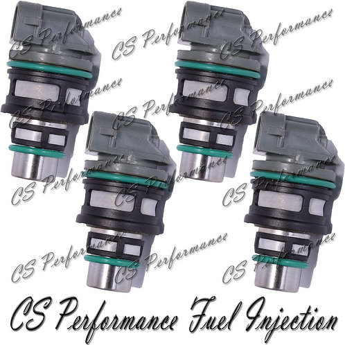 OEM Rochester Fuel Injectors Set (4) 1976 for 1993-1997 Chevy Buick GMC 2.2L I4