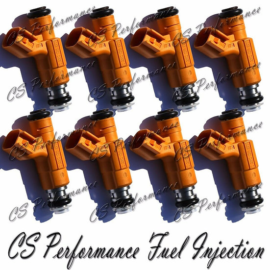 OEM Bosch Fuel Injectors Set (8) 0280155877 for 1999 Ford Taurus 3.4L V8