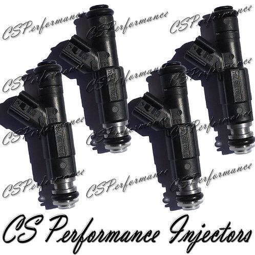 OEM Bosch Fuel Injectors Set (4) 0280155784 for Chrysler Dodge Plymouth 2.0 2.4
