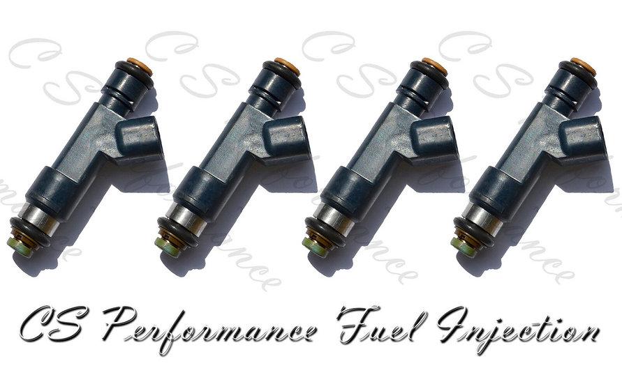 4x Delphi Fuel Injectors Set 12602480 for 08-12 Chevy Pontiac Saturn 2.2 2.4 I4